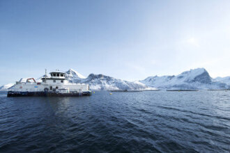 Norwegian salmon sets higher standard for sustainable feed