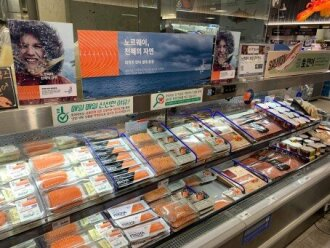 Norwegian seafood exports fall significantly in August